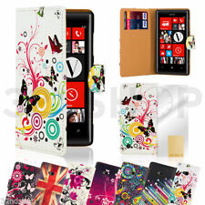Patterned Mobile Phone Flip Cases for Nokia