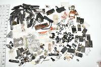 HUGE LOT! Clips Clamps Springs Lockon Brush Plates Switch for Model Trains