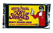Austin Powers Spy Who Shagged Me Card Pack