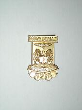 pin spilla  distintivo f g i ginnastica coppa buriani ravenna 1950