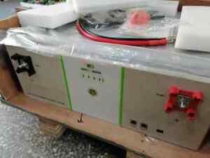 Green Bank Solar LiFePO4 6.7 KWH lithium battery 24V 280AH  home ongrid off grid