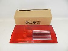 New OEM 88-91 Audi 90 Left Taillight Tail Light Combination Reverse Lens Housing