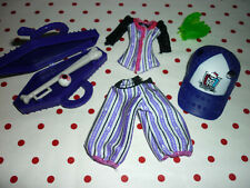 Monster High Doll Clothes & Accessories for Play/OOAK/Custom