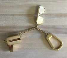 Authentic Limited Edition LOUIS VUITTON Cannes Keychain