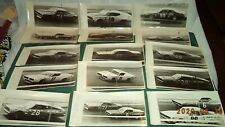 DAYTONA 500 1971 16 PHOTOS!!!! 4 X 8.5 BOBBY ALISON, ETC.