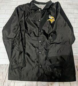NFL Vikings Youth Jacket Size L 14/16