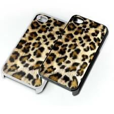Leopard Print Animal Phone Case Cover for iPhone 4 5 6 7 8 iPod Galaxy S4 S5 S6