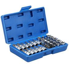 Steckschlüssel Satz 34-tlg Innentorx Außen Torx Nüsse Bits Werkzeug Set Vielzahn