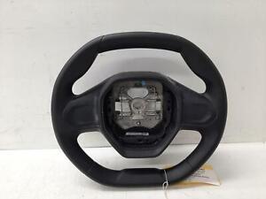 2020 PEUGEOT PARTNER Black Steering Wheel 98171149ZD