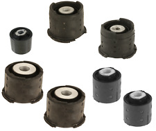 BMW e46 Rear Subframe Mounts 7pcs Differential Axle Carrier Bushing Support OEM