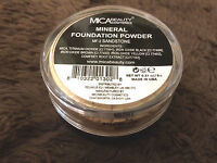 Mineral Foundation Makeup Powder #MF-2 Sandstone Mica Beauty Micabella 9 gr 2022