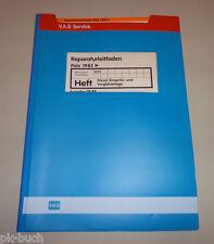 Werkstatthandbuch VW Polo II 86c Diesel Einspritz- + Vorglühanlage Stand 09/1989