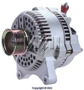 ALTERNATOR(7791)97-01 FORD EXPEDITION F150 E150 ECONOLINE/130 AMP/8-GROOVE PULLE