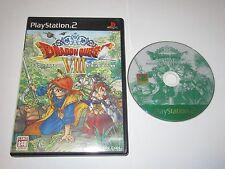 DRAGON QUEST VIII - PlayStation 2 PS2 Japan Import