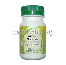 CARDO MARIANO 100 Comp. 500 mg Protegge il Fegato Depurativo Digestivo Milk