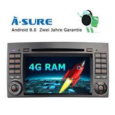 "7"" Android 8.0 DVD GPS Autoradio für Mercedes Benz AB Klasse VITO VIANO Sprinter"