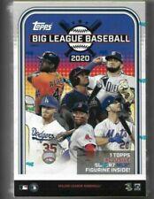 Nuevo 2020 Liga de Béisbol de coleccionista Topps Big pasatiempo caja con Super 7 Figura De Acción