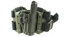 blackhawk ORIGINAL SERPA Holster for B 92/96/M9/M9A1 OD AIRSOFT SOFTAIR