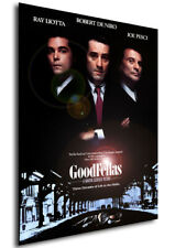 Poster Locandina - Goodfellas - Quei Bravi Ragazzi (1990)