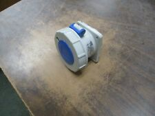 Russellstoll Receptacle Rs430r9w 30a 250v 3ph Used