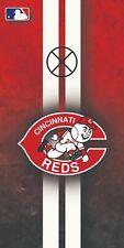 Cincinnati Reds Custom Cornhole Boards Wrap MLB Decal Custom Vinyl CDA06