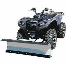 "ATV 54"" BLADE PKG SNOW PLOW ALL MAKES SNOWPLOW WINCH POLARIS YAMAHA CAN-AM HONDA"