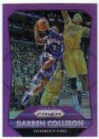2015-16 Panini Prizm Purple Prizm /99 #11 Darren Collison Sac Kings
