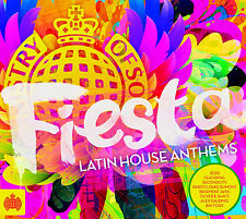Ministry of Sound Fiesta Various Artists 5051275067828