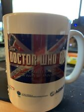 More details for very rare doctor dr who charity ball 2013 mug - unused -