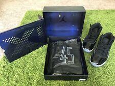Nike Air Jordan Retro 11 XI Space Jam Jams 2016 Size 12 Black Concord 378037 003