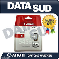 Canon Cartuccia Inkjet Originale PG-545XL Nero per Pixma MG2450,MG2550,MX495..