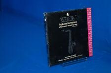 Vintage stereo tape precintado CINTA CAPITOL 2 cinta grabable high performance