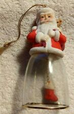 Vintage Rare 1993 Royal Doulton Santa Bell Ornament - A++ Condition - Very Rare!