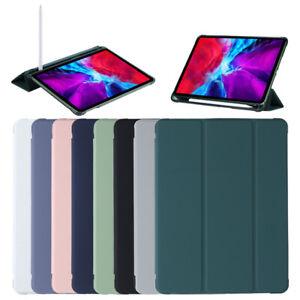 Etui Coque Housse Antichoc Cuir pour Apple iPad 4, air, Pro 12.9, ipad mini 4-5
