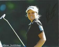 LPGA Brooke Henderson Autographed Signed 8x10 Photo COA B