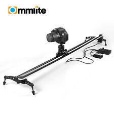 Commlite 1.2M 50mm Universal Motorized Camera Slider Dolly Kit Basic Controller