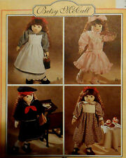 """Vtg 90s Adorable Betsy McCall Victorian Clothes for 18"""" Doll FF McCall's 8139"""