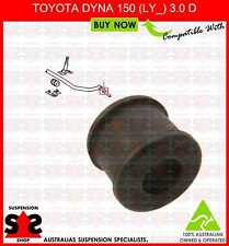 Front Axle Left Or Right Stabiliser Bush Suit TOYOTA DYNA 150 (LY_) 3.0 D