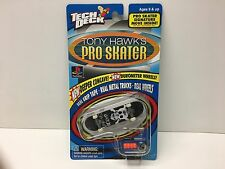 Tech Deck Vintage PlayStation Tony Hawks Pro Skater 1999 Zero Geoff Rowley Rare