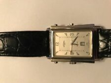 Rotary Elite Reverso Swiss Made Quartz Watch*