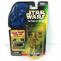 Endor Rebel Soldier Star Wars POTF Green Card Collection 1 Kenner 1997 NEW 69716