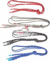 New Flex Archery Bow Finger Wrist Sling Archer Shoes Laces Paracord Braided Pair