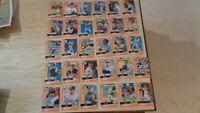 1997 Frederick Keys Carolina League Baseball Set of 30 - Baltimore Orioles - MT