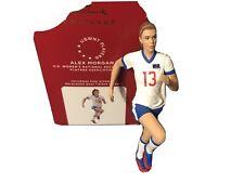 2020 Hallmark Alex Morgan Soccer Keepsake Ornament *Nib*