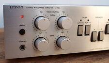 Vintage Luxman L-116A audiophiler Stereo Vollverstärker Amplifier Phono MM+MC!!!