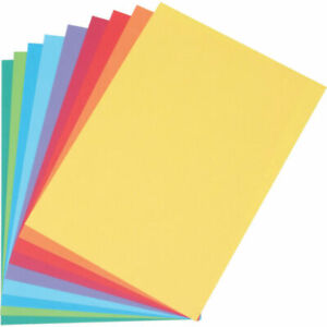 IMAGE COLORACTION A4 80GSM COLOURED COPY PAPER FULL RANGE QUALITY