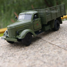 1:32 Scale Army Green Jiefang military truck Vehicle Car Model Toy w/ Sound