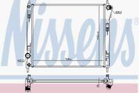 Nissens Radiator 606120 Fits NISSAN JUKE 1.2 01/10--