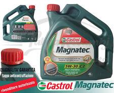 OLIO MOTORE ORIGINALE CASTROL MAGNATEC 5W-30 C2 LT.4