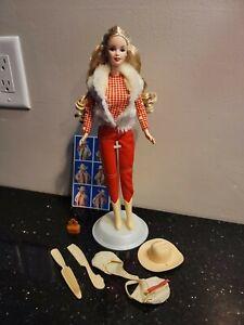 Vintage Barbie Cowgirl/Western